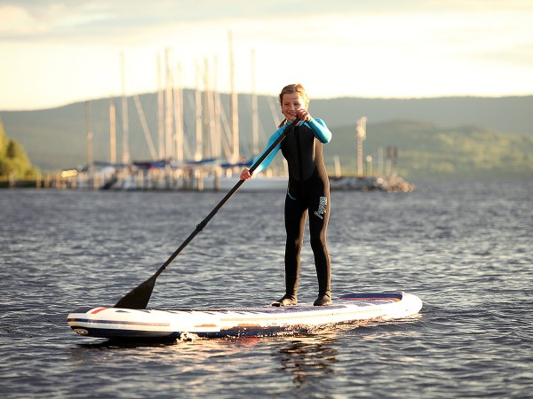 Stand Up Paddleboard a Megaboard